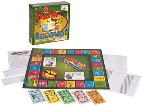 Bank Account Money Game by Learning Advantage