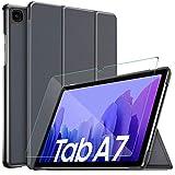 IVSO Custodia Cover per Samsung Galaxy TAB A7 T505/T500/T507 10.4 2020, Slim Smart Protettiva...
