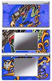 Mightyskins Protective Vinyl Skin Decal Cover Sticker Compatible with Nintendo DS Lite - Pistol Whip