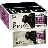 EPIC Bison Bacon Cranberry Bars, Grass-Fed, Paleo Friendly, 1.3 oz...