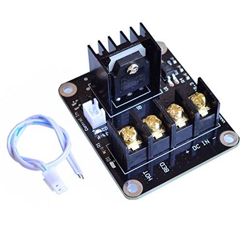 DollaTek Modulo di alimentazione a letto di calore Modulo aggiuntivo di carico a letto caldo Modulo MOS Modulo di carico ad alta corrente per stampante 3D