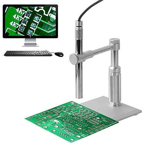 1-500 pcs Type de Stylo numérique HD Mini Microscope électronique USB avec 8 Lampe LED pour Le Transfert de loupe électronique - pour la réparation de Carte de Circuit