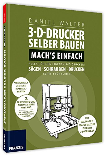 3D-Drucker selber bauen. - 3