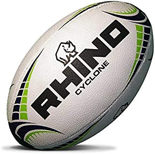 Rhino Rugby Cyclone Training Rugby Ball - Size 5