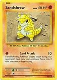 Pokemon - Sandshrew (54/108) - XY Evolutions