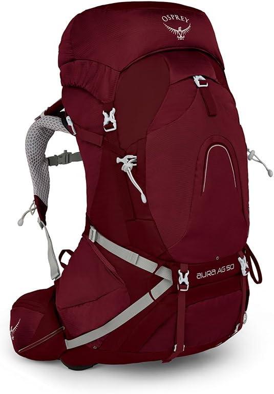 Multi-day hiking backpacks
