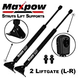 Maxpow Hatch Lift Support Hydraulic Struts Shocks Compatible With Grand Cherokee 1993 1994 1995 1996 1997 1998 Liftgate Cylinder Struts Tailgate Assist 2pcs 4856