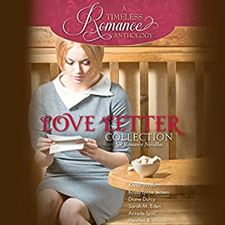 Love Letter Collection audiobook cover art