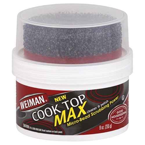 Cooktop Max Cln&Plsh 9oz (Pack of 6)