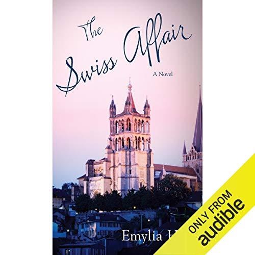 The Swiss Affair audiobook cover art