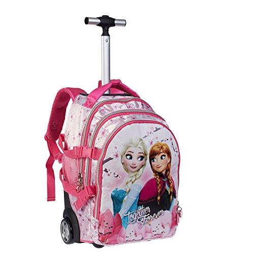 Frozen - Zaino Trolley Travel Piccolo Blossom (Karactermania)