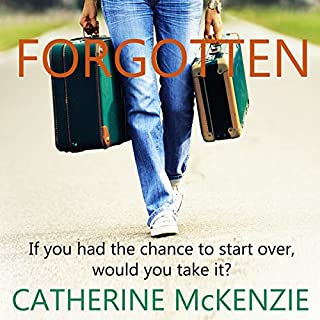 Forgotten     A Novel              By:                                                                                                                                 Catherine McKenzie                               Narrated by:                                                                                                                                 Kristi Burns                      Length: 9 hrs and 7 mins     1 rating     Overall 4.0