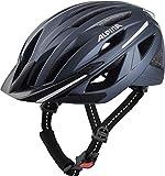 Alpina Haga Casco de Ciclismo, Unisex-Adult, Indigo Matt, 58-63