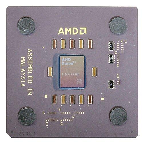 AMD Mobile Duron 1200 1200MHz/64KB/200MHz DHM1200AHQ1B Sockel/Socket A 462 CPU (Generalüberholt)
