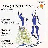 Turina:Works for Violin & Pian