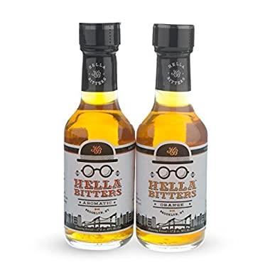 Hella Bitter The Salt & Pepper Bitters Pack - 1.7 oz - 2 ct