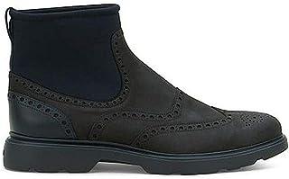 Amazon.it: Hogan Stivali Scarpe da uomo: Scarpe e borse