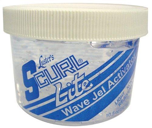 Gel S-Curl Wave Jel And Activator Lite de Luster - 310 ml
