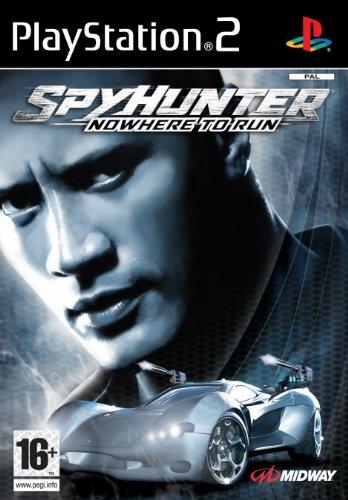 SPY-HUNTER NOW HERE TO RUN