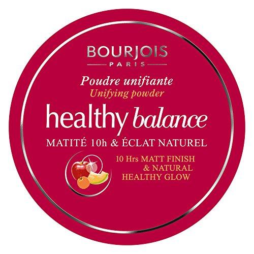 Polvos naturales de maquillaje Bourjois