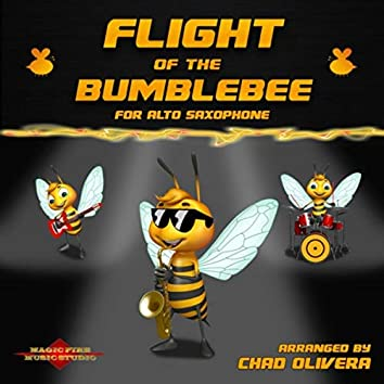 Flight of the Bumblebee (For Alto Saxophone)