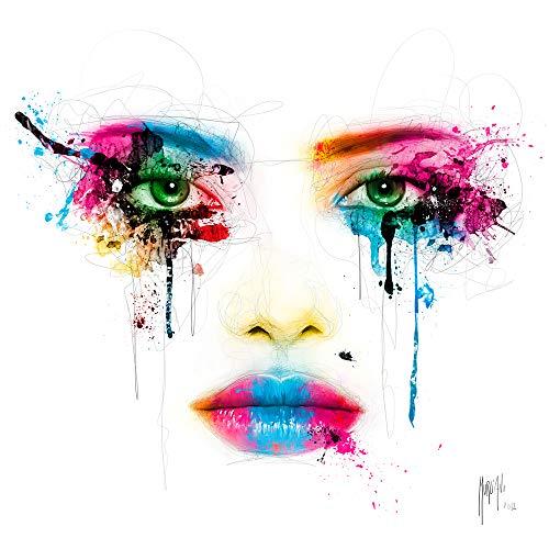 International Graphics Fertigbild - MURCIANO, Patrice - ''Colors'' - 30 x 30 cm - Direktdruck auf Acryl