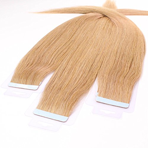 Just Beautiful Hair 40 x 2.5 g REMY Extensiones adhesivas