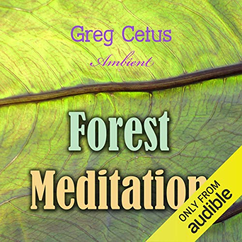 Forest Meditation audiobook cover art