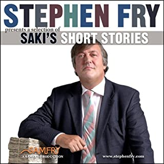 Stephen Fry Presents...A Selection of Short Stories audiobook cover art