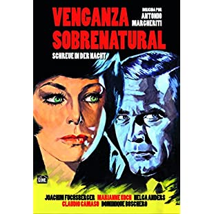 Schreie in der Nacht (VENGANZA SOBRENATURAL, Spain Import, see details for languages)