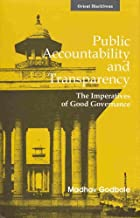 Public Accountability and Transparency: The Imperatives of Good Insurance