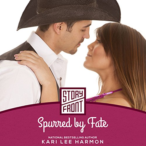 Spurred by Fate audiobook cover art