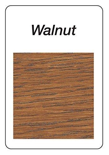Rustisn ESWA250 Holz-Lasur, 250ml, matt, Walnuss