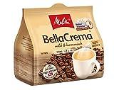 [page_title]-Melitta Gemahlener Röstkaffee in Kaffeepads, 10 x 16 Pads, 100% Arabica, Mild und Harmonisch, milder Röstgrad, Stärke 2, BellaCrema