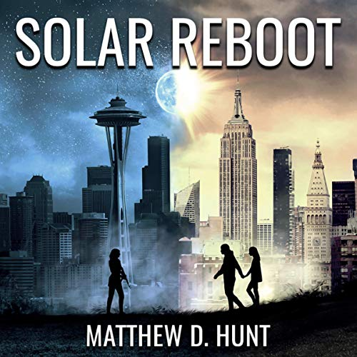 Solar Reboot audiobook cover art