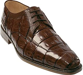 genuine crocodile mens shoes