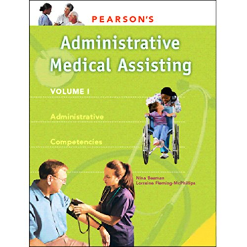 VangoNotes for Pearson's Comprehensive Medical Assisting, Vol. 1 audiobook cover art