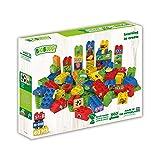 BiOBUDDi Juego básico de bloques de construcción de 60 piezas. Recibirás 1 paquete.