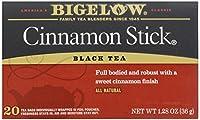 Bigelow Tea - 紅茶シナモン スティック - 1ティーバッグ