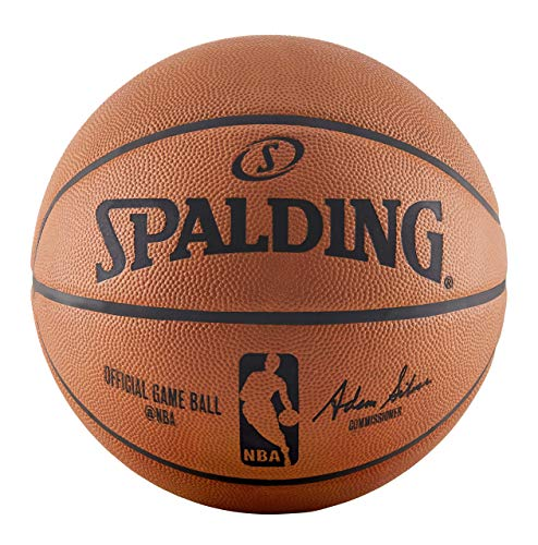 Spalding NBA Official Basketball (EA) (Renewed)