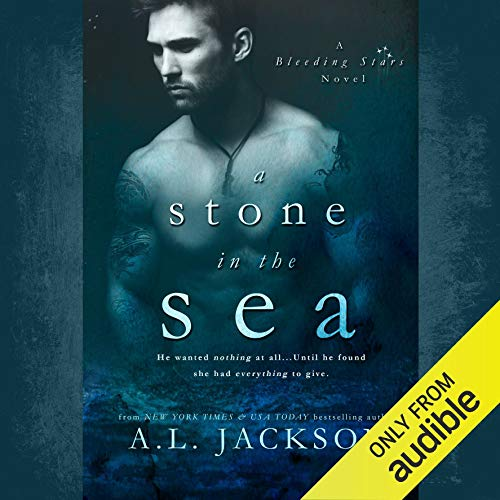 Couverture de A Stone in the Sea