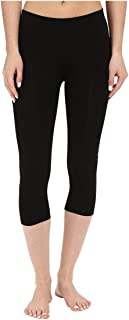 Pact Women's Stretch Cropped Leggings   Made with Organic Cotton