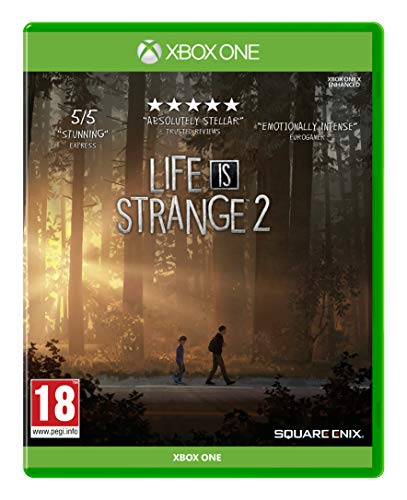 Square Enix - Life is Strange 2 /Xbox One (1 GAMES)