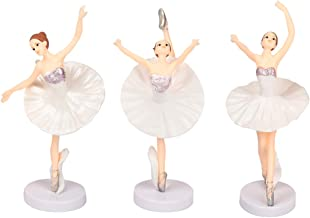 miniature ballerina figurine