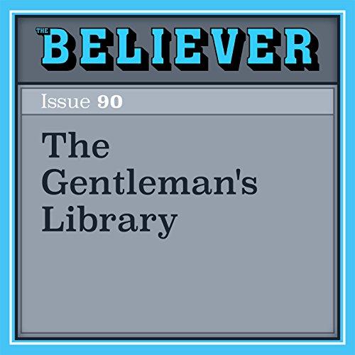 The Gentleman's Library audiobook cover art