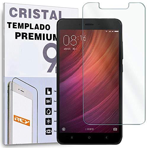 Protector de Pantalla para XIAOMI REDMI Note 4X, Cristal Vidrio Templado Premium