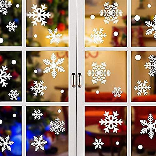 Adhesivos Navidad para Ventanas Marca UMIPUBO