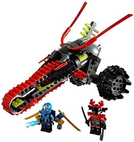 Lego Ninjago - La Moto guerrera (70501)