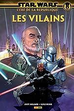 Star Wars L'ère de la république - Les Vilains de Jody Houser