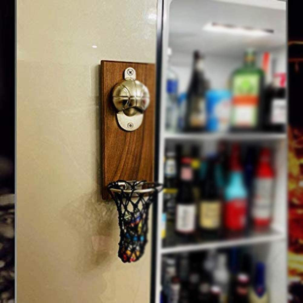 Siunwdiy Wall-Mounted Bottle Sales results Selling and selling No. 1 Opener wit Basketball